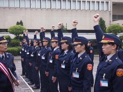 警察增額招考 2020年前補齊缺額7700名